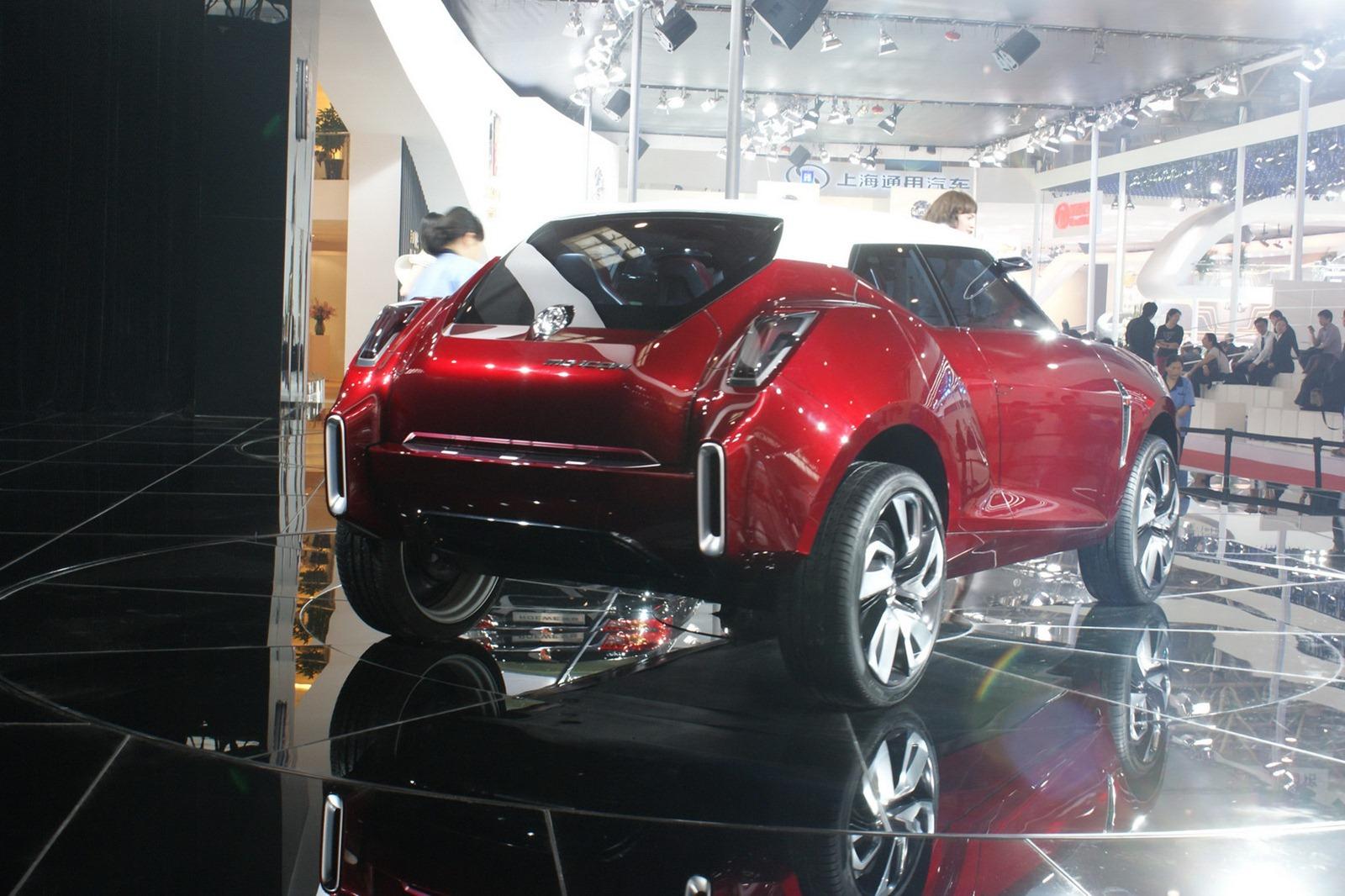 MG в ближайшие два года выпустит конкурента Nissan Juke