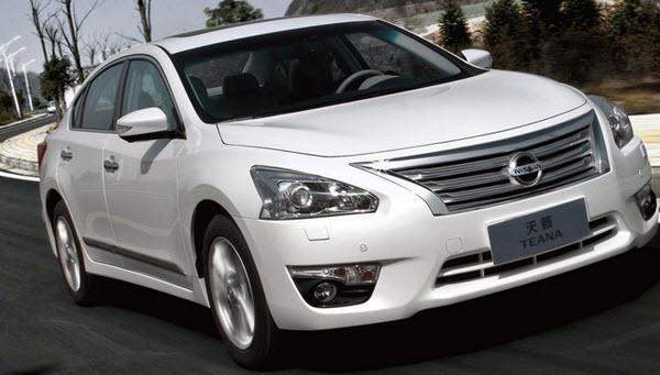 Nissan Teana подорожает, но не просто так.